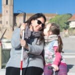 Occupational Therapists supporting mothers with a disability